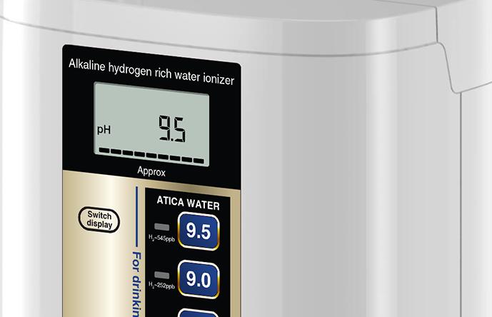 Máy lọc nước cao cấp, thông minh