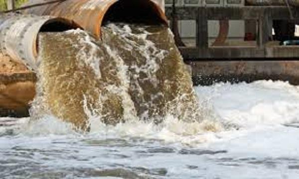 Nguồn nước nhiễm kim loại