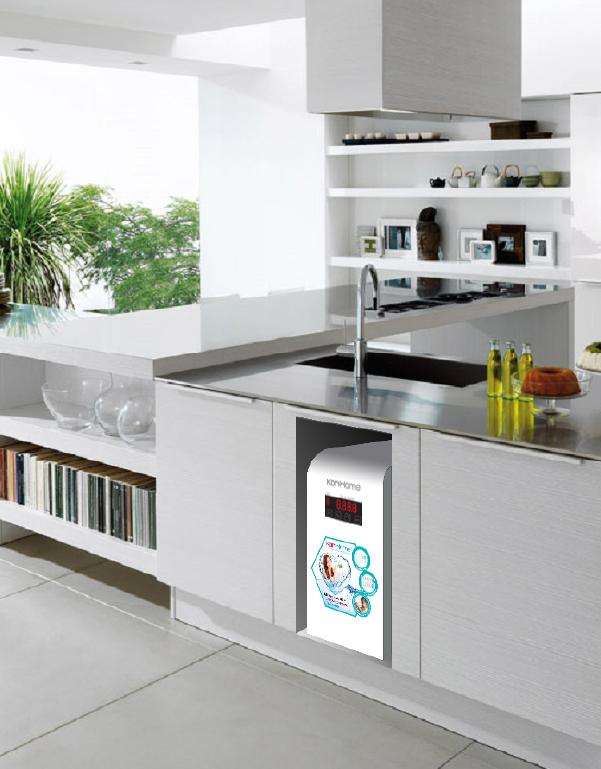 Thiết kế sang trọng làm đẹp cho nội thất nhà bếp