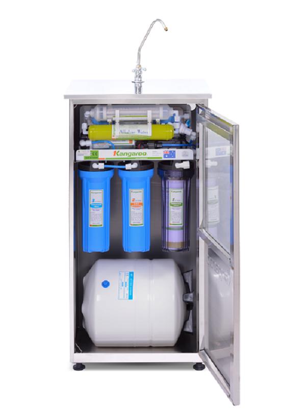 Vệ sinh máy lọc nước rất quan trọng