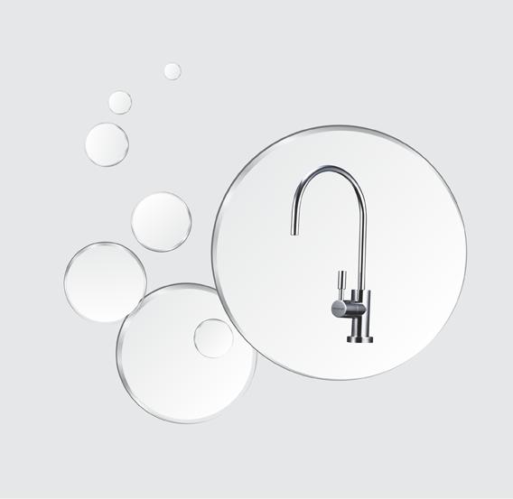 Vòi nước Inox 304 cao cấp sang trọng